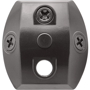 RAB CU4A Mounting Plate for Floodlight, Sensor - Bronze