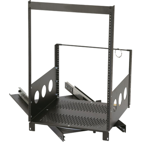 13U PULL-OUT AND ROTATING RACK