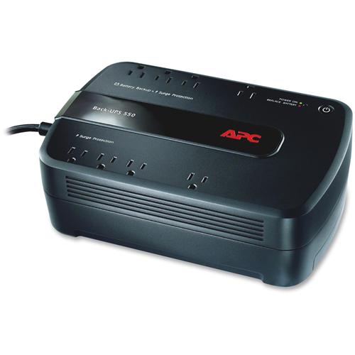 APC by Schneider Electric Back-UPS 650 VA Desktop UPS