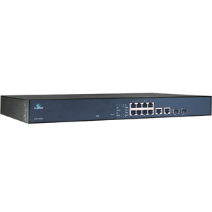 NON-MANAGED ETHERNET SWITCH WITH POE 802.3AT, 30W