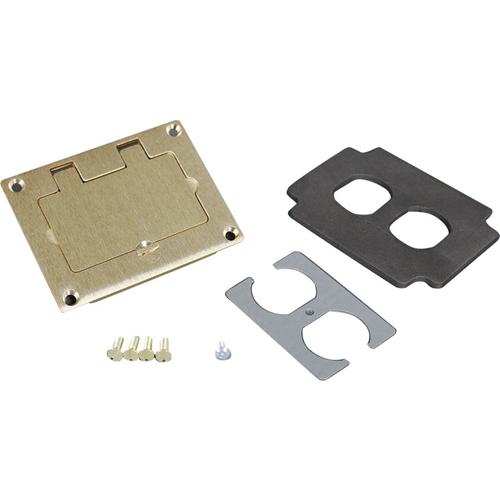 Wiremold Rectangular Duplex Cover Plate