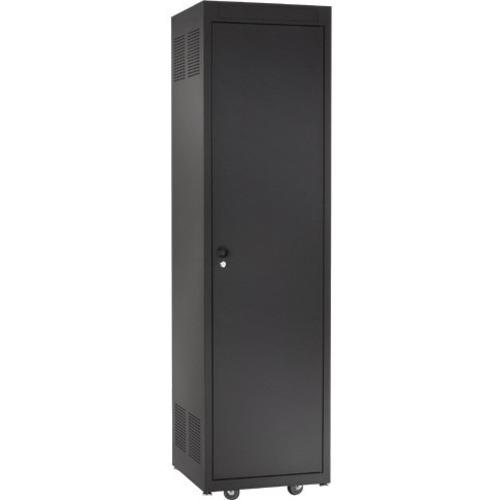 Steel Door for 20U E1 Rack