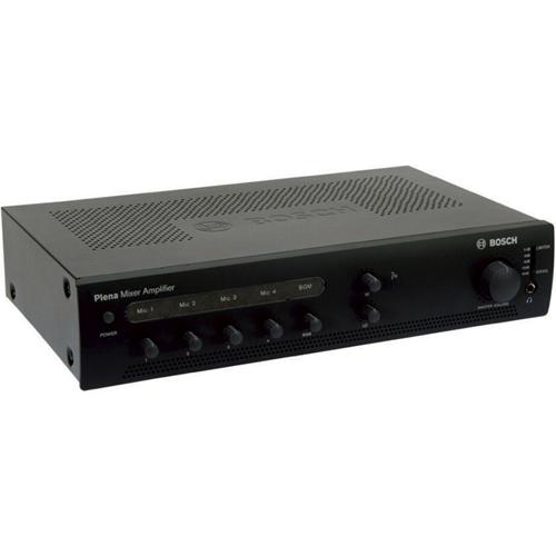 Bosch Plena PLE-1ME240-US Amplifier - 240 W RMS - Charcoal