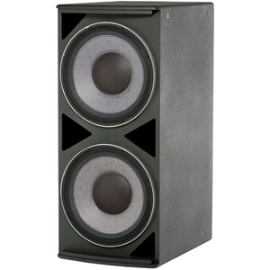 HIGH PWR SUBWOOFER DUAL 15'