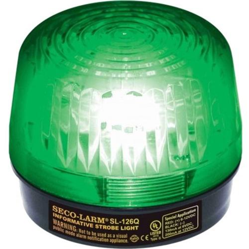 Enforcer Strobe Light, 6~24VDC, Green