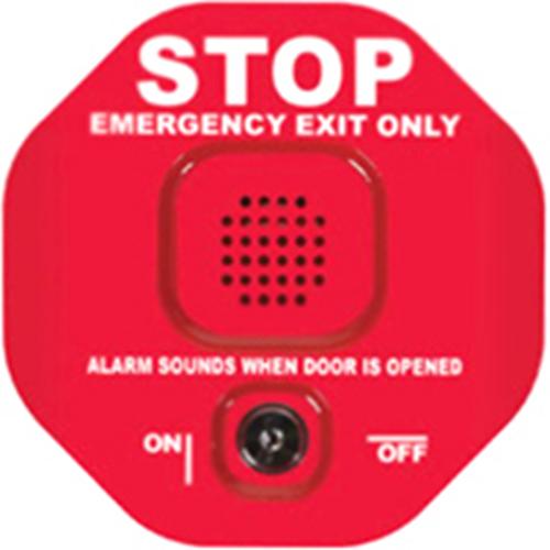 EMERGENCY DOOR ALARM EXIT STOPPER MULTI FUNCTION DR ALRM