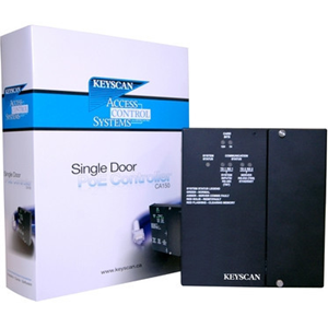 SINGLE DOOR POE EQUIPPED CONTROL UNIT