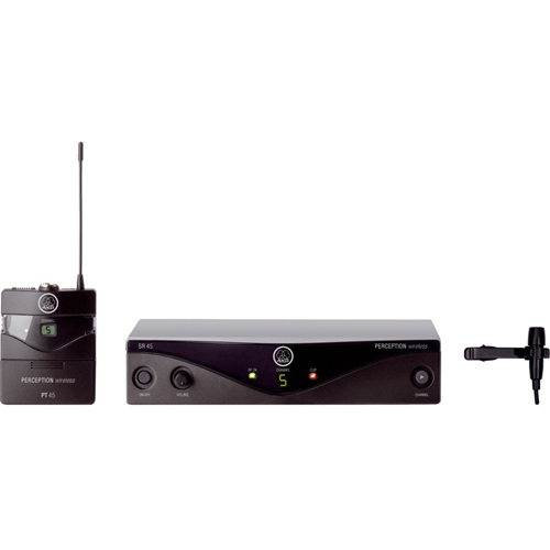 530 MHz to 560 MHz Operating Frequency - 40 Hz to 20 kHz Frequency Response - 98.43 ft Operating Range