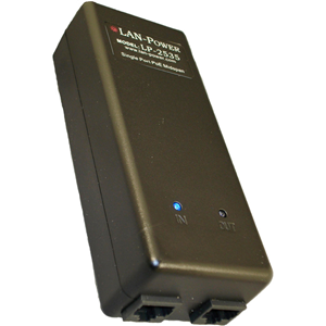 SINGLE PORT POE MIDSPAN - PROVIDES 35 WATTS CONTIN