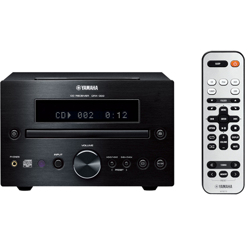 Yamaha (CRX-332BL) Audio Disc Player/Recorder