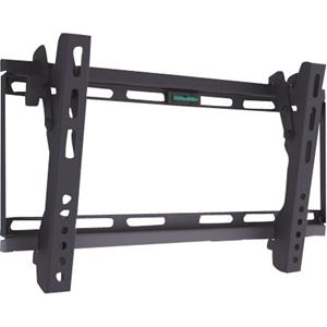 ViewZ VZ-WM50 Wall Mount for Flat Panel Display - Black