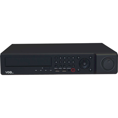 VEO - 480FPS EMBEDDED 16-CHANNEL DVR WIT