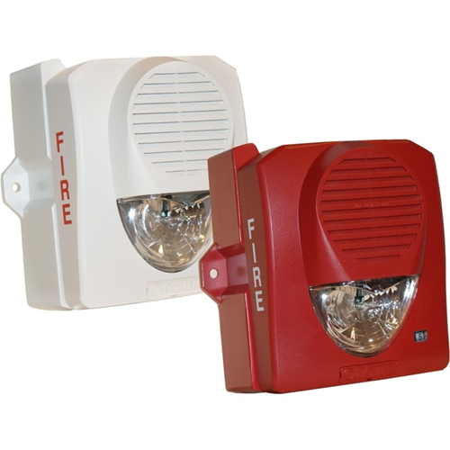 Potter SH-120 Series Wall Mount Weather Proof Select-A-Strobe/Horn