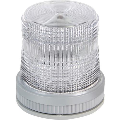 Edwards Signaling Strobe Clear Lens 120V AC 24V DC