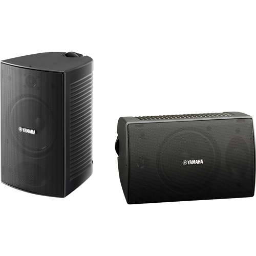 Yamaha All Weather NS-AW294 2-way Speaker - 50 W RMS - Black