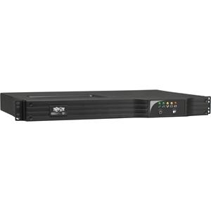 Tripp Lite UPS Smart 500VA 300W Rackmount AVR 120V USB DB9 SNMP 1URM