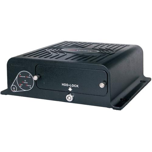 MBL 4 CH DVR 4CIF, GPS, 3G