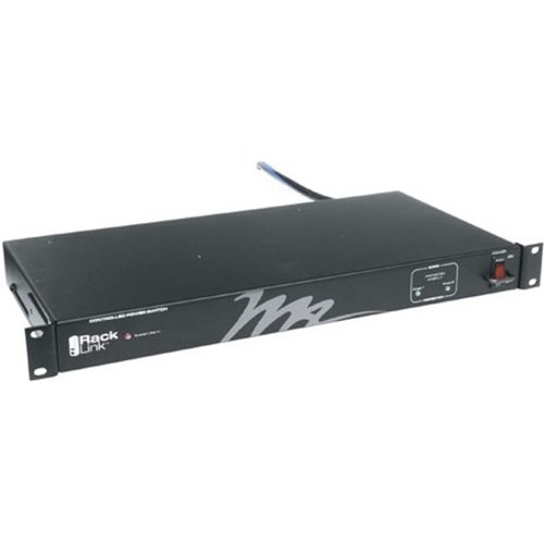 Middle Atlantic Rackmount Power, 6 Outlet, 20A, 2-Stage Surge