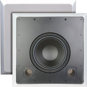 OEM Systems SE10SW In-wall Woofer - 125 W RMS