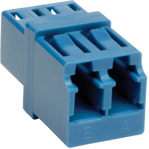 Duplex Singlemode Fiber Coupler, LC/LC