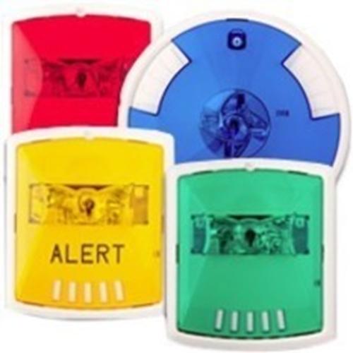 Cooper Wheelock Series Exceder Colored Lens Strobes
