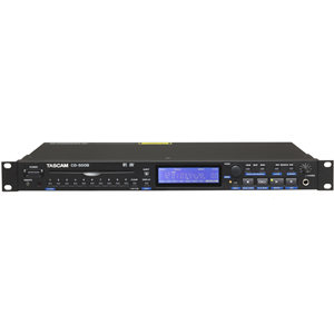 TASCAM CD-500B CD Player
