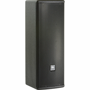 ULTRA COMPACT 2-WAY LOUDSPEAKER WITH 1 X 8'L,WHITE