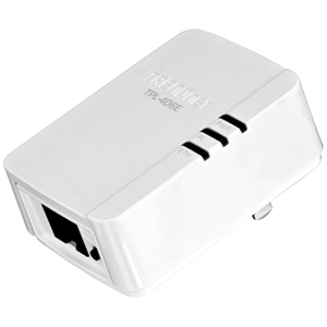 TPL-406E RJ45 500MBPS COMPACT  POWERLINE AV ADAPTER