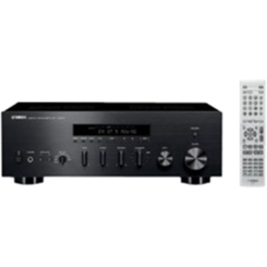 High sound quality compact disc player with Yamaha features such as Pure Direct, Intelligent Digital Servo and iPod and USB compatibility. MP3, WMA, iPod, CD-R/RW disc playback compatible. Black.