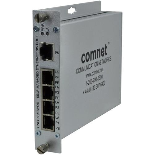 ComNet CNFE5SMSPOE Ethernet Switch