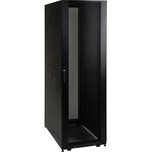"Tripp Lite 45U Rack Enclosure 36"" Depth w Doors & Sides 3000lb Capacity"