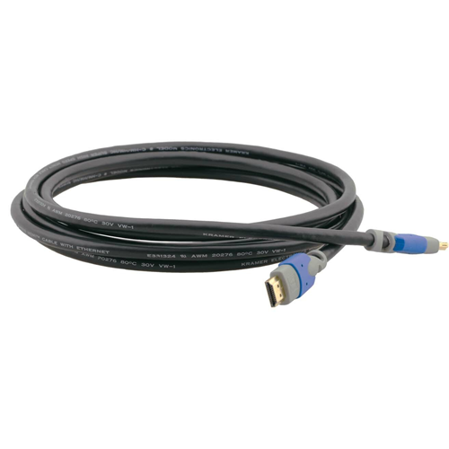 Kramer High-Speed HDMI Cable with Ethernet