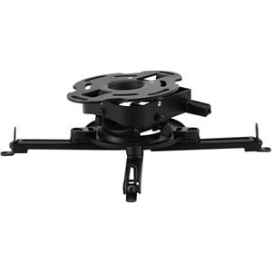 Peerless-AV PRGS-UNV Ceiling Mount for Projector - Black