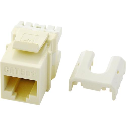 Legrand-On-Q Quick Connect Cat 5e RJ45 T568-A/BKeystone Insert, Blue (50 Pack)
