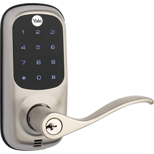 ZW TOUCHSCN LEVER SATIN NICKEL