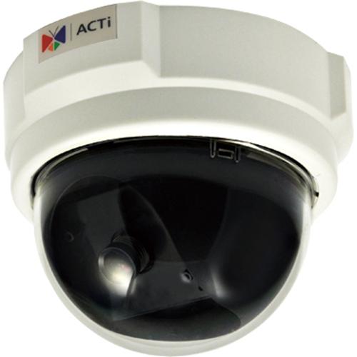 ACTi Network Camera - Dome