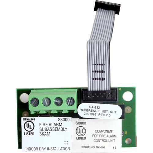 Edwards SA-232 RS-232 Interface Card
