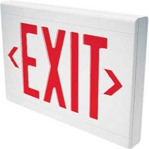 DESIGNER LED EXIT SIGN