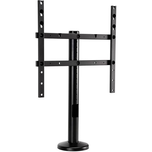Peerless-AV Desk Mount for Flat Panel Display - Black