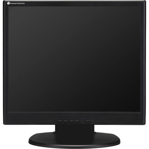 "American Dynamics Performance ADLCD17MB 17"" SXGA CCFL LCD Monitor - 5:4 - Black"
