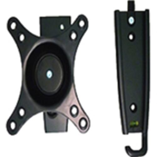 MG Electronics Mounting Bracket for Flat Panel Display - Black