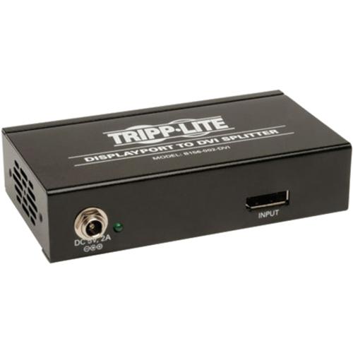 Displayport to 2 X DVI Splitter - 2 Port