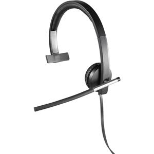 H650e Mono Headset, USB, BK
