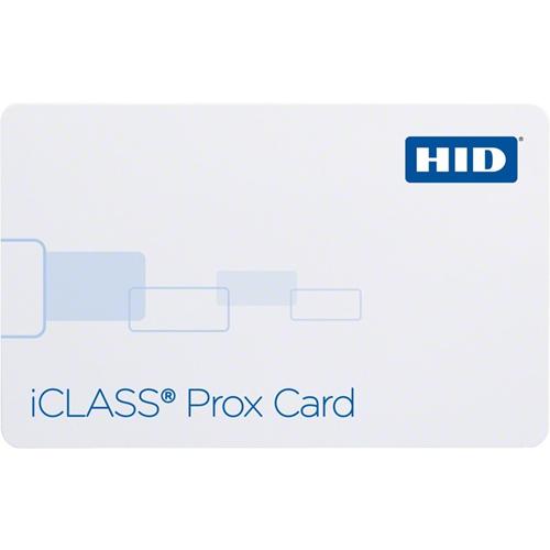 ICLASS SE &PROX 2K ISO CARD   WORKS WITH ICLASS SE