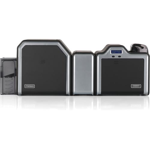 Fargo HDP5000 Single Sided Dye Sublimation/Thermal Transfer Printer - Color - Desktop - Card Print