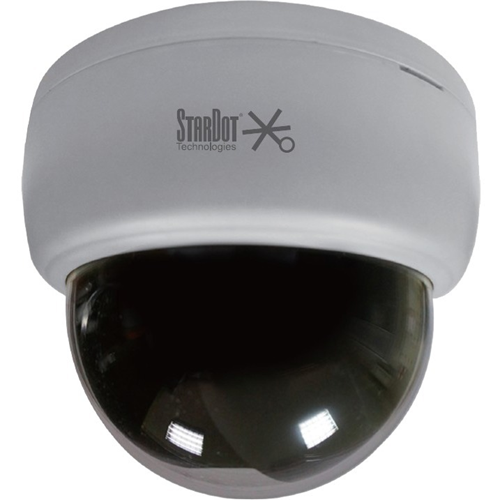 STARDOT NETCAM SCM MCLDC INDOOR DOME CAMERA, 2MP