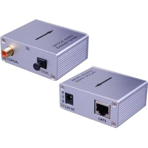 Vanco Digital Audio Over Cat5e/Cat6 Cable Extender