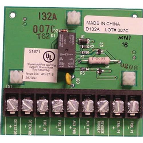 Bosch D132A Smoke Detector Reversing Relay Module