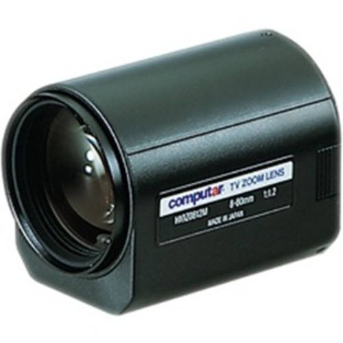 Computar H10Z0812M - 8 mm to 80 mm - f/1.2 - Zoom Lens for C-mount