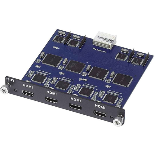HDMI 4-CHANNEL OUTPUT CARD